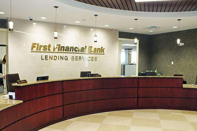 Garmong Construction Services First Financial Bank Corporate