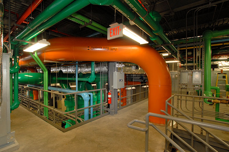 Indiana State University Chilled Water Plant