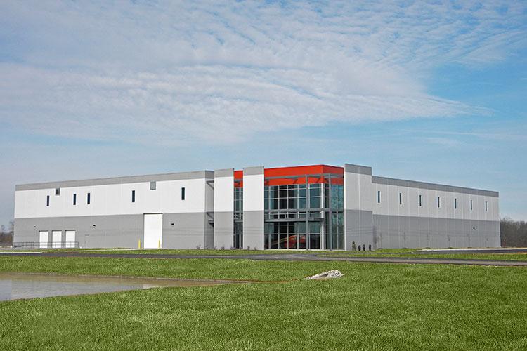 Vermillion Rise Mega Park Shell Building