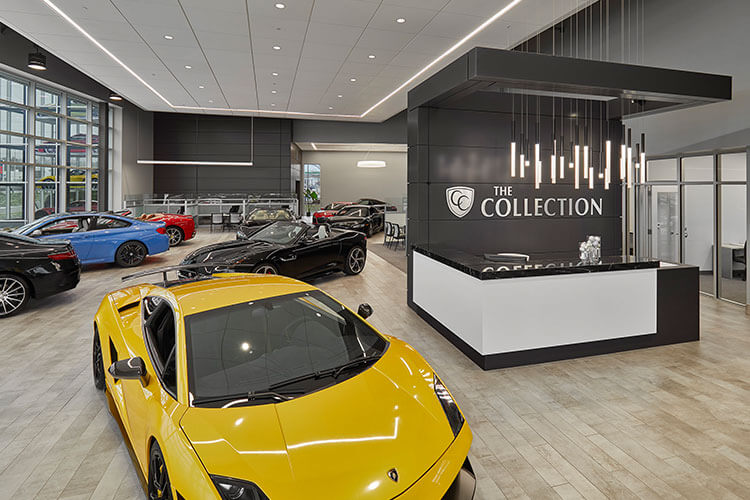 North American Imports Car Dealership
