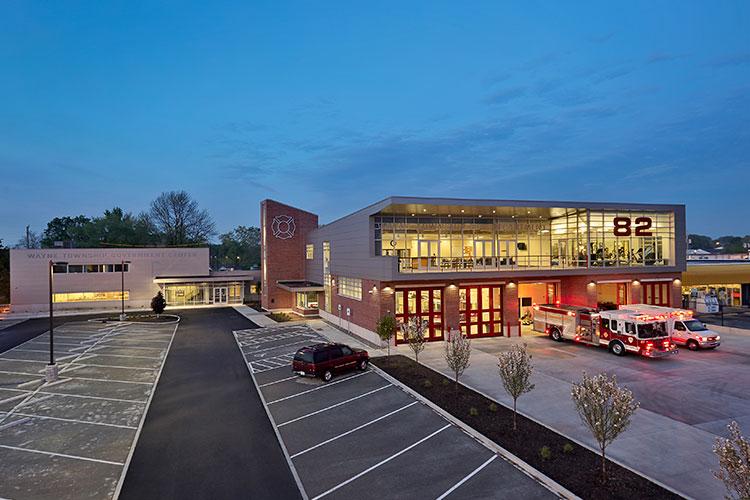 Wayne Township Fire Station